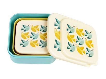 Set kutija za užinu - Love Birds Snack