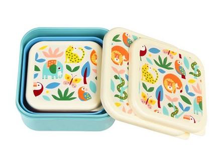 Set kutija za užinu - Wild Wonders Snack