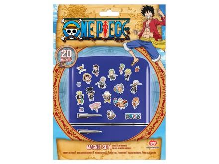 Set magneta - One Piece, Chibi - One Piece