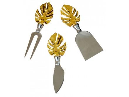Set noževa za sir - Gold Leaf - Hestia