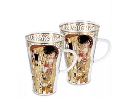 Set šolja - Klimt, The Kiss - Gustav Klimt
