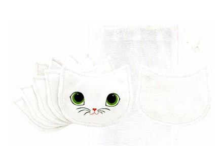 Set tupfera - White Cat, 1/6 - Tout en beaute