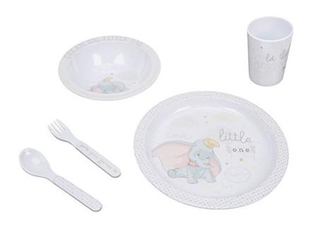 Set za jelo - Disney, Magical Beginnings, Dumbo - Disney