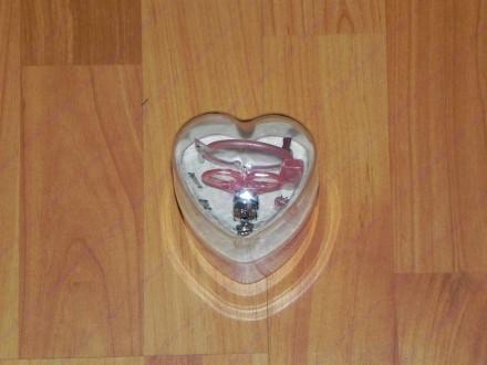 Set za manikir i pedikir - Srce + BESPL DOST. ZA 3 ART.