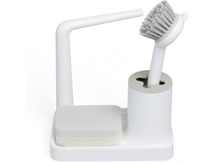 Set za pranje sudova - Minim, White - Balvi