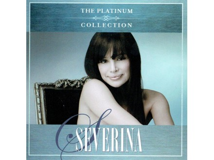 Severina ‎– The Platinum Collection 2xCD