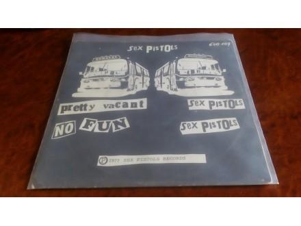 Sex Pistols - Pretty Vacant - Prvo Francusko Izd Retko