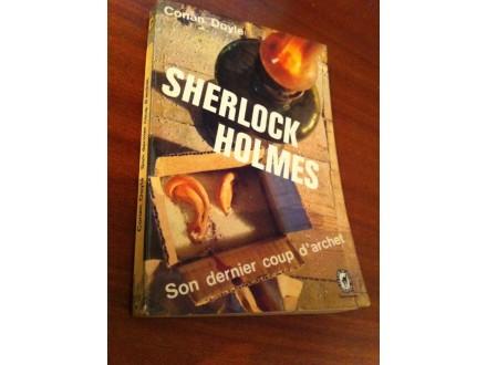 Sherlock Holmes Son dernier coup d archet Conan Doyle