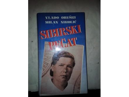 Sibirski pečat - Oreški Nikolić