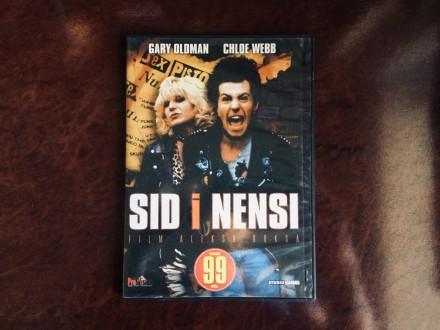 Sid I Nensi DVD