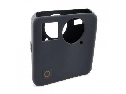 Silikonska Maska / oklop za GOPRO Fusion 360 crna (MS)