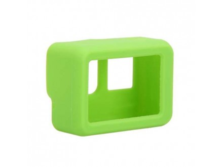 Silikonska Maska / oklop za GoPro 5 zelena (MS)
