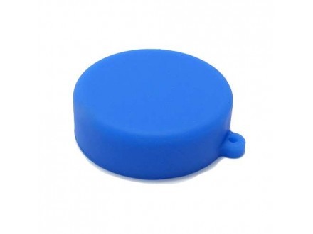 Silikonska Maska / oklop za objektiv za GoPro Hero 4s/4/3+/3/2/1 plava (MS)