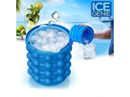 Silikonska Posuda Za Pravljenje Kocki Leda -Ice Geniee