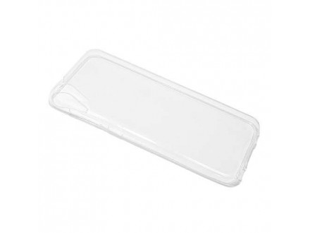 Silikonska futrola skin PROTECT za HTC Desire 10 Lifestyle providna (bela) (MS)