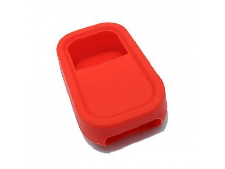 Silikonska futrola za GoPro daljinski upravljac crvena (MS)