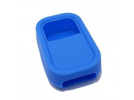 Silikonska futrola za GoPro daljinski upravljac plava (MS)