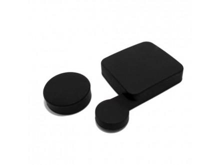 Silikonski poklopac za GoPro Hero 3+/4 crni (MS)