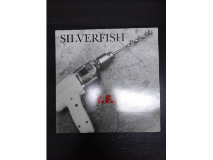 Silverfish-T.F.A EP (Made in UK, the first press)