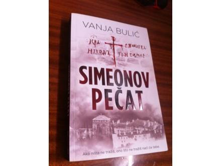Simeonov pečat Vanja Bulic
