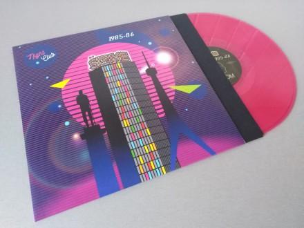 Šizike- Night Club 1985-86 LP (Pink Vinyl)