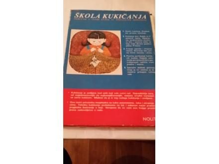 Škola kukičanja priručnik u četiri knjige