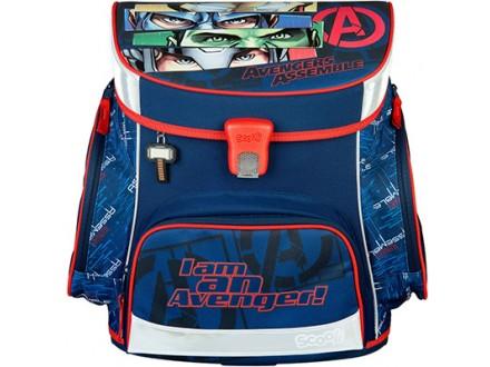 Školska torba anatomic sa setom/6 - Avengers