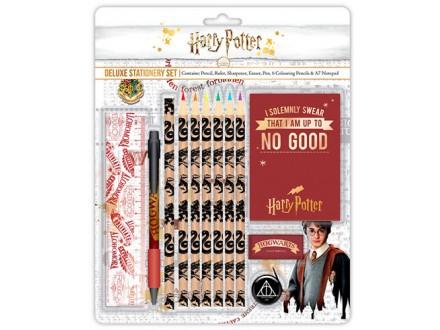 Školski Set - Harry Potter, Hogwarts Deluxe blister - Harry Potter