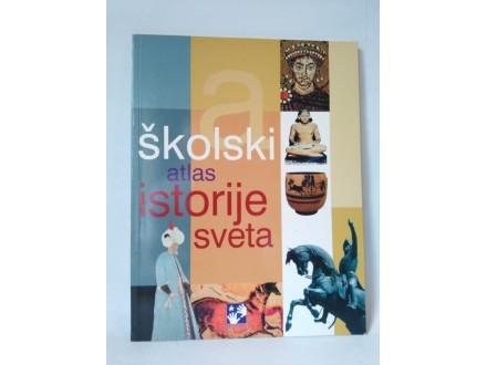 Školski atlas istorije sveta - Kreativni centar NOVO!