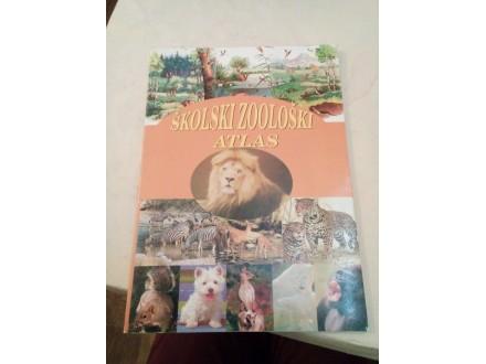 Školski zoološki atlas