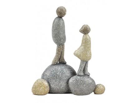 Skulptura - Hestia, Couple Standing - Hestia