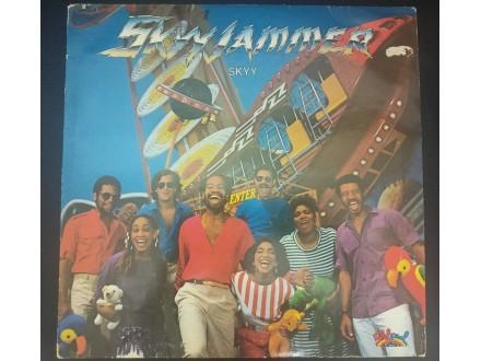 Skyy - Skyyjammer LP (Germany,1982)