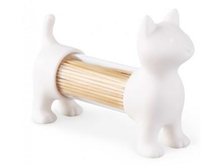 Slanik - White Cat