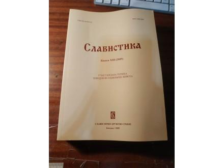 Slavista XIII 2009