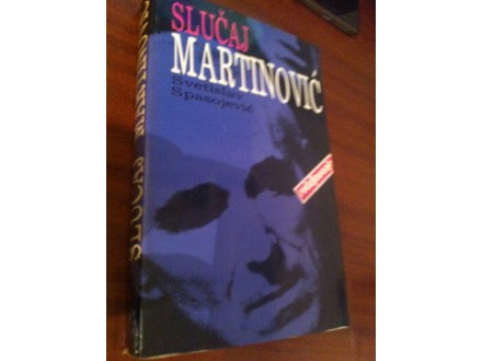 Slučaj Martinović Svetislav Spasojević