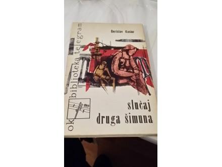 Slučaj druga Šimuna - Berislav Kosier