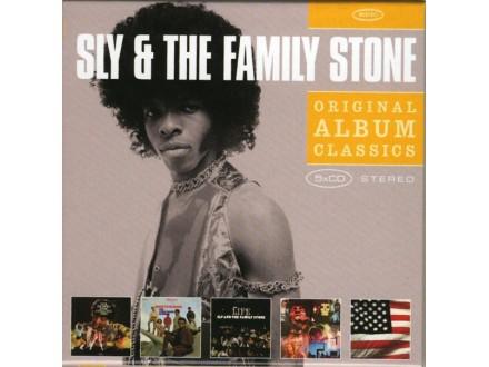 Sly &;The Family Stone-Original Album Classics