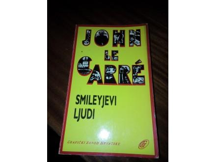 Smileyjevi ljudi - John Le Carre
