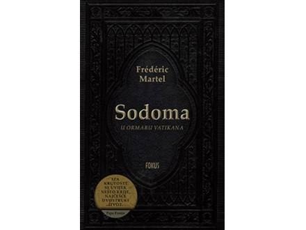 Sodoma - U ormaru Vatikana - Frederic Martel
