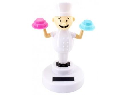 Solarna figura - Flip Flap, Chef - Maison et deco