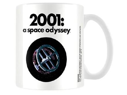 Šolja - 2001 A Space Odyssey, Ships - 2001: A Space Odyssey