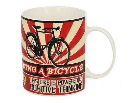 Šolja - Bicikla - RIDING A BICYCLE