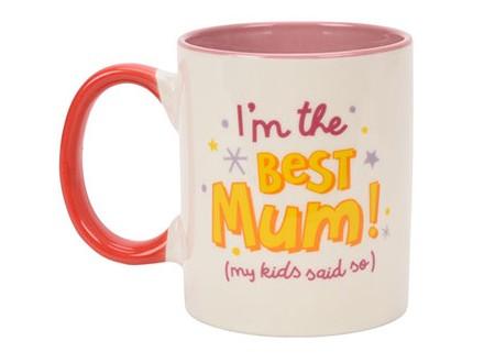 Šolja - Cheerfull, Best Mum - Cheerfull