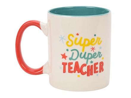 Šolja - Cheerfull, Super Duper Teacher - Cheerfull