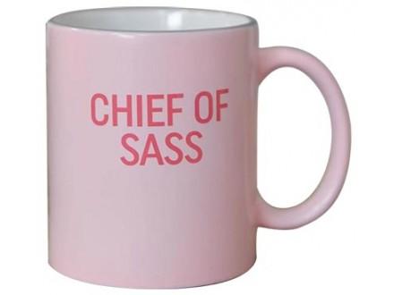 Šolja - Chief of Sass, Pink