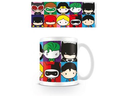 Šolja - DC, Justice League, Batman Chibi - DC Comics