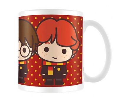 Šolja - Harry Potter (Harry, Ron, Hermione, Chibi) - Harry Potter