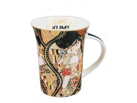 Šolja - Klimt, The Kiss, Collage - Gustav Klimt