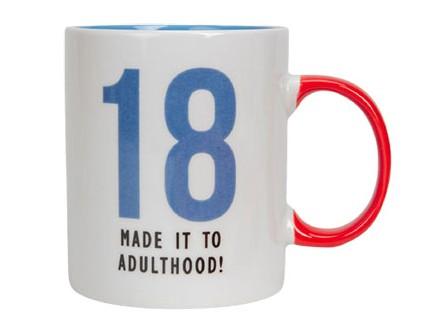 Šolja - Oh Happy Day, 18 Adulthood - Oh Happy Day