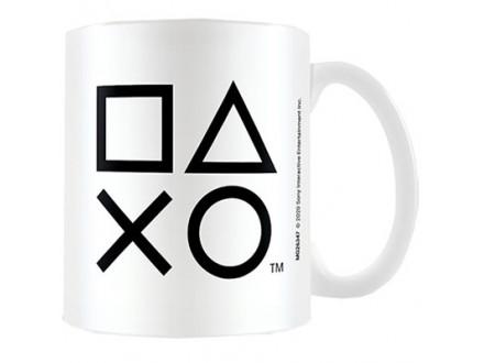 Šolja - Playstation, Shapes, black